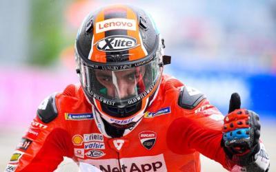 Ini Kunci Sukses Petrucci Bisa Raih Podium Ketiga di MotoGP Prancis 2019