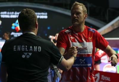 Kalah 2-3, Denmark Akui Kemenangan Inggris di Piala Sudirman 2019