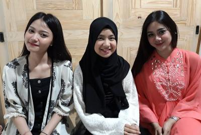 Nashwa Idol Junior, Mirriam Eka, dan Iga Azwika Hibur Anak-anak Panti Asuhan
