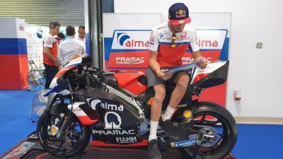 Pramac Ducati Rela Jadi Batu Loncatan Jack Miller