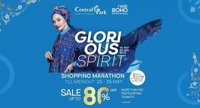 Jelang Idul Fitri, Jangan Lewatkan Diskon Gila-gilaan di Ramadan Shopping Marathon