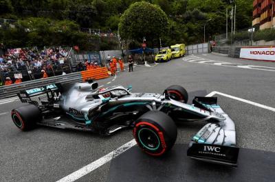 Hamilton Puas dengan Hasil Sesi Latihan Bebas Hari Pertama F1 GP Monaco