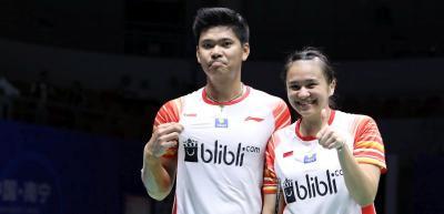 Jadi Pahlawan Indonesia ke Semifinal, Praveen Melati Akui Sempat Tegang