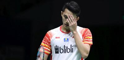 Jonatan Minta Maaf Sempat Bikin Indonesia Tertinggal dari Taiwan