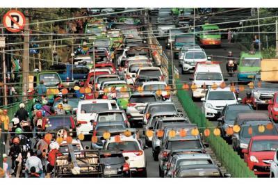 Bogor Kaji Transportasi Trem dan Monorel Terintegrasi LRT