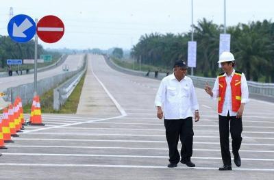 Kementerian PUPR: Jalan Nasional Sumatera Selatan Siap Digunakan Pemudik