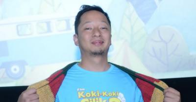 Ringgo Agus Rahman Akui Kegantengan Christian Sugiono