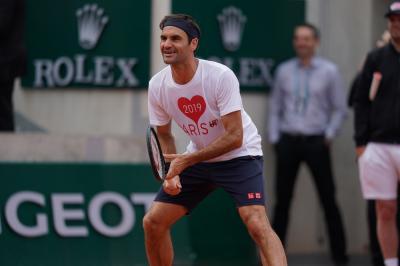 Comeback, Federer Siap Mentas di Hari Pertama Prancis Open 2019