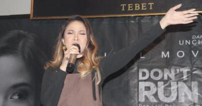 Sempat Gugup, Gabriella Larasati kini Pede Nyanyikan Soundtrack