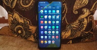 Menjajal Ponsel Realme C2 Tahan Seharian Tanpa Perlu Di-charge