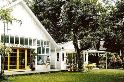 5 Restoran dan Kafe Berkonsep Kebun di Jakarta, Bikin Pengin Piknik