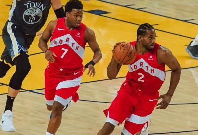 Kawhi Leonard Beberkan Hubungannya dengan Kyle Lowry di Raptors