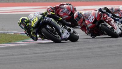 Dovizioso Nilai Pembalap Yamaha Bakal Jadi Lawan Beratnya di MotoGP Catalunya 2019