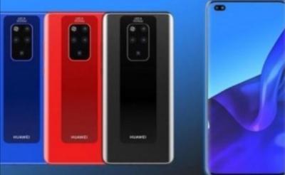 Huawei Bakal Sematkan Layar 90Hz di Mate 30 Pro