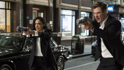 Puncaki Box Office, Pendapatan Men in Black: International Tak Sesuai Target