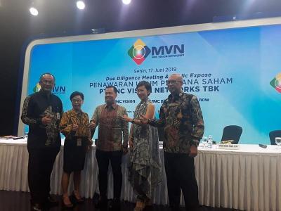 Bidik Dana IPO Rp856 Miliar, MNC Vision Networks Buka Harga Rp231-Rp243 Saham