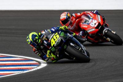 Yamaha Rugi Besar atas Kecelakaan Beruntun di MotoGP Catalunya 2019