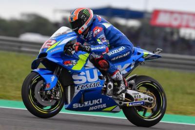 Manajer Teknis Suzuki Puas Tiga Pembalapnya Finis di MotoGP Catalunya 2019