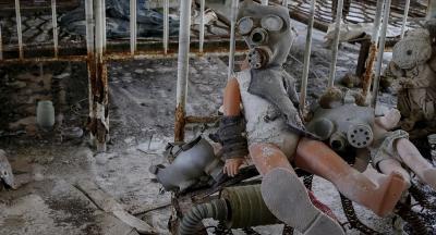 Terungkap Kemunculan Makhluk Mistis di Sekitar Lokasi Bencana Nuklir Chernobyl