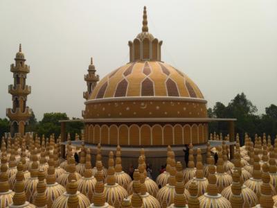 Miliki 201 Kubah, Masjid di Bangladesh Ini Jadi Daya Tarik Turis