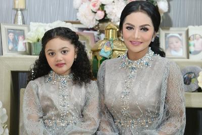 Putri Krisdayanti Didapuk Jadi Pengisi Soundtrack Film Rumah Merah Putih