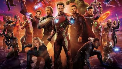 Avengers: Endgame Dominasi Raihan Trofi MTV Movie & TV Awards 2019