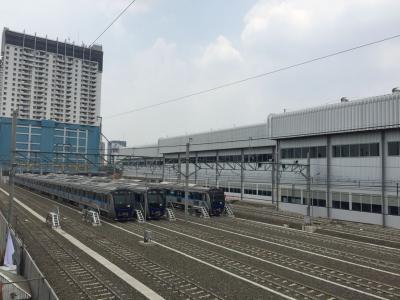 MRT Fase II Akan Dialiri Listrik 50 Megawatt