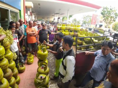 Kesadaran Masyarakat Gunakan Gas Elpiji Non Subsidi Meningkat