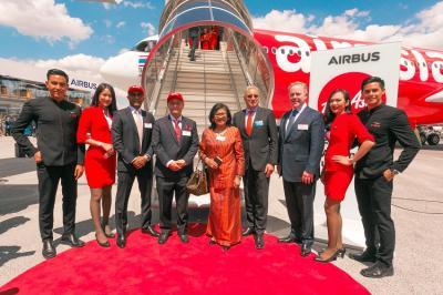 Ekspansi Jaringan Penerbangan, AirAsia Gunakan Airbus A330neo