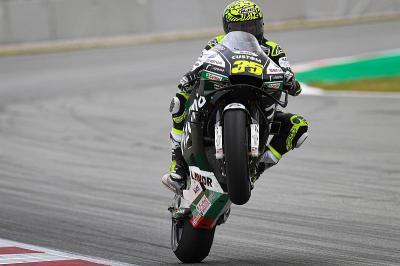 Fokus Cal Crutchlow di Tes Pascabalap MotoGP Catalunya 2019