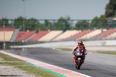 Marquez Sebut Tes Catalunya Penting untuk Pengembangan Motor Musim Depan
