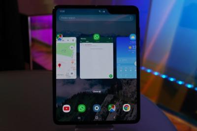 Samsung Hadirkan Galaxy Fold Bersama Galaxy Note 10?