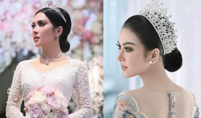 Rancang Aksesori Pernikahan Syahrini, Rinaldy Yunardi Stres?