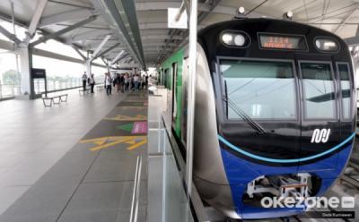Ada MRT, Kendaraan Pribadi di Jakarta Berkurang 5.600
