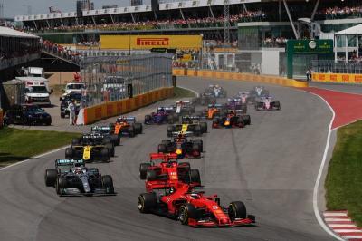 Jadwal F1 GP Prancis 2019