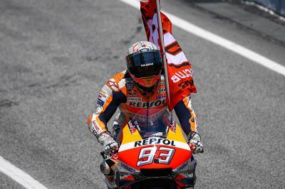 Marquez Akan Tetap Sukses di Catalunya Tanpa Dibantu Insiden Lorenzo