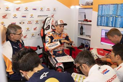 Repsol Honda Ikut Minta Maaf atas Insiden Lorenzo di Catalunya