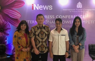 International Flower Competition 2019 Resmi Digelar, Warga Bali Perebutkan Hadiah Rp1 Miliar