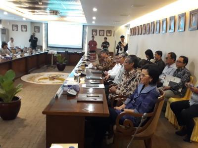 DPR Lobi Sri Mulyani Setujui Anggaran Rp7,72 Triliun pada 2020