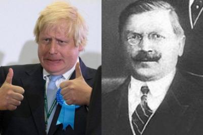 Kakek Buyut Mantan Menlu Inggris Boris Johnson Seorang Muslim