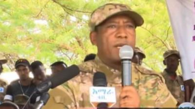Pimpinan Kudeta Ethiopia yang Gagal Tewas Ditembak