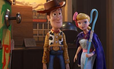 Raup Rp1,6 Triliun & Rajai Box Office, Toy Story 4 Tak Sesuai Harapan Disney