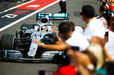 Balapan F1 Disebut Membosankan, Hamilton: Jangan Salahkan Pembalapnya!