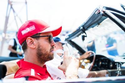 Ferrari Semakin Tertinggal, Vettel: Kami Harus Cari Cara agar Bisa Kejar Mercedes
