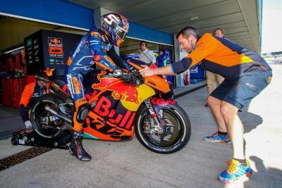 KTM Dinilai Alami Peningkatan di MotoGP 2019