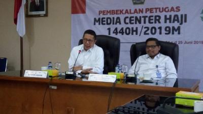 Menag: Keberangkatan Perdana Jamaah Haji Maju Jadi 6 Juli