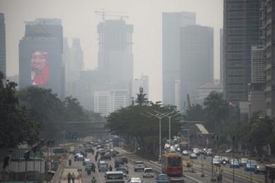 Waspada, Jakarta Jadi Kota dengan Polusi Udara Terburuk di Dunia!