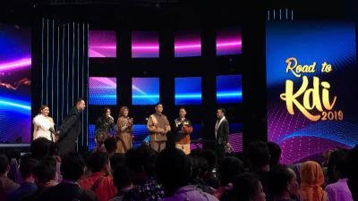 MNCTV Sambut Talenta Dangdut Baru Lewat Road To KDI 2019