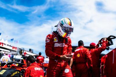 Vettel Klaim Tidak Frustrasi Gagal Menang di 16 Balapan