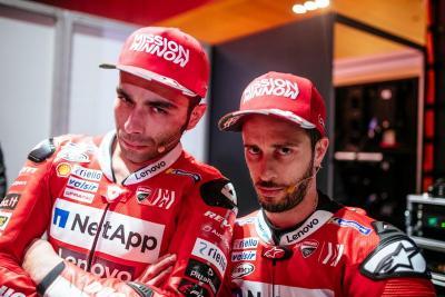 Duet Dovizioso dan Petrucci Jadi Harapan Besar Ducati di MotoGP 2019